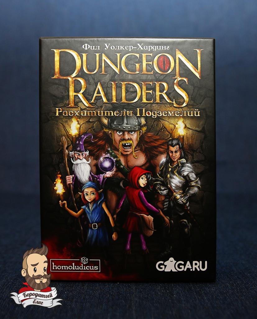 Dungeon raiders 01
