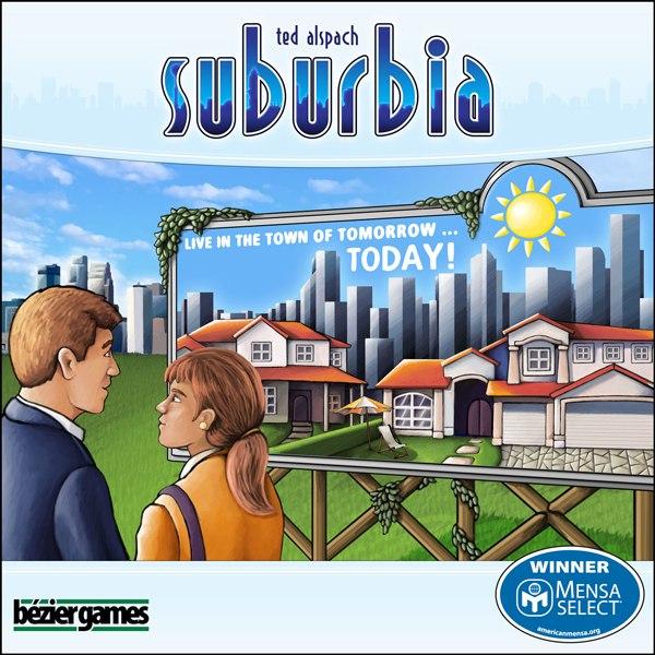 Suburbia promo