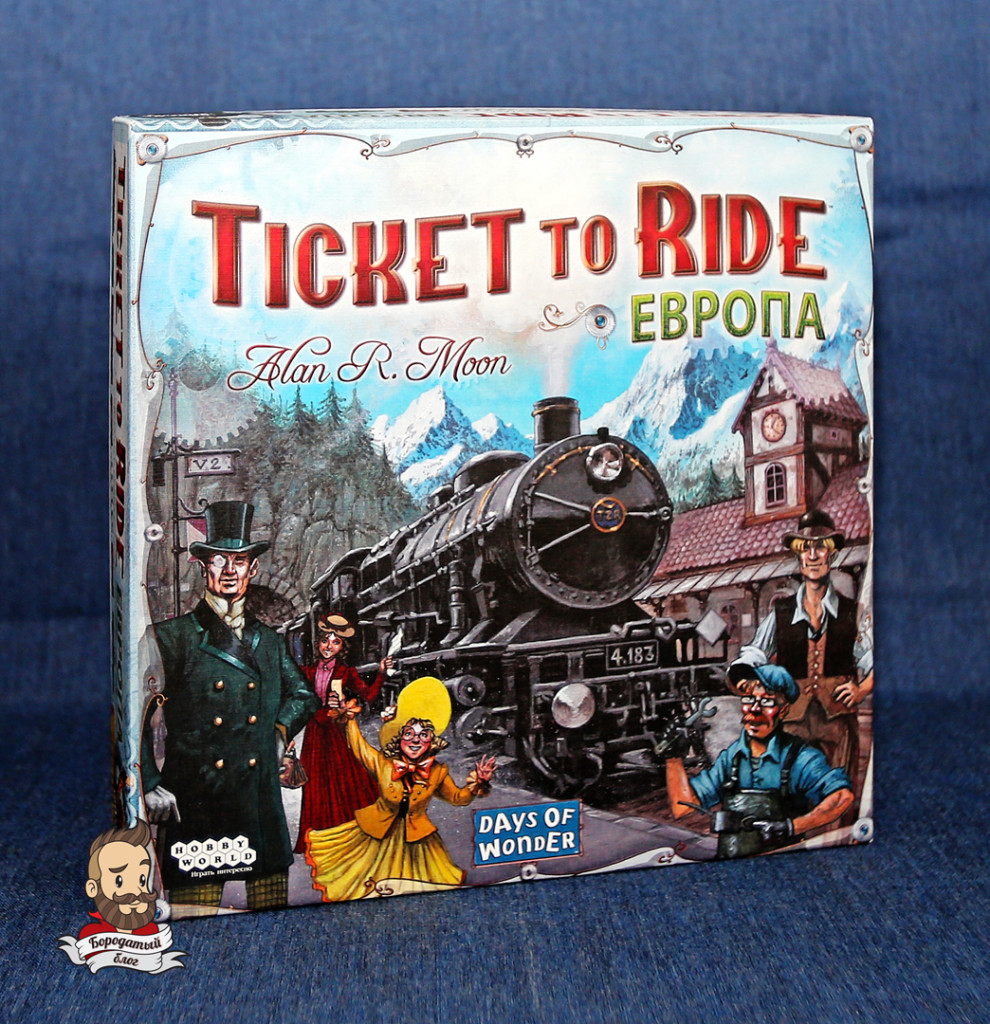 Ticket to ride 01