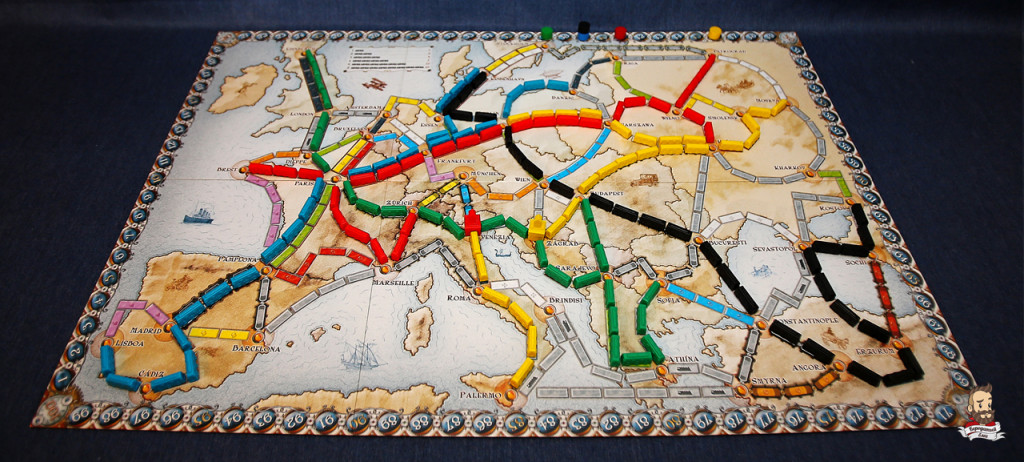 Ticket to ride 10
