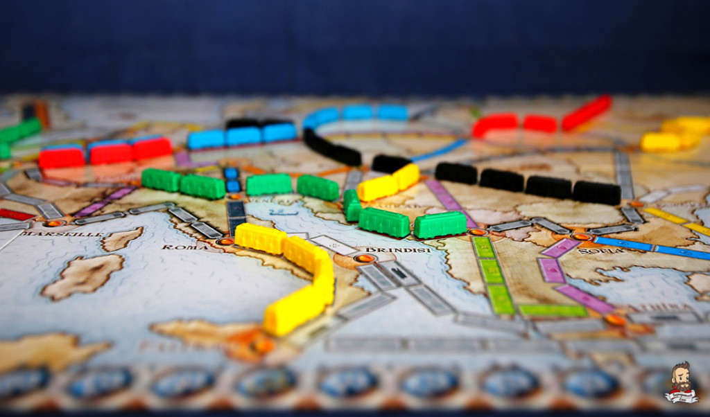 Ticket to ride 12