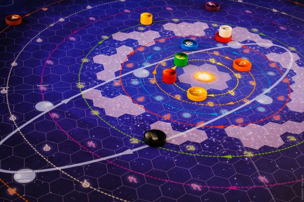 Настольная игра Космонавты (Kosmonauts)