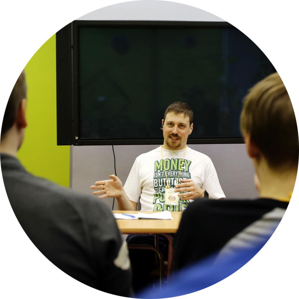 Юрий Ямщиков рассказывает об игровом балансе