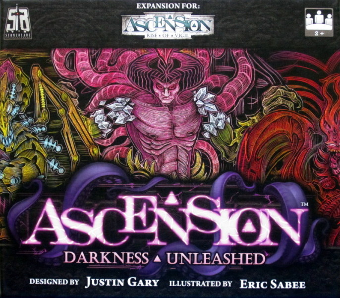 Настольная игра Ascension