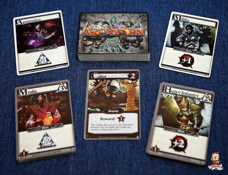 Настольная игра Ascension Apprentice edition