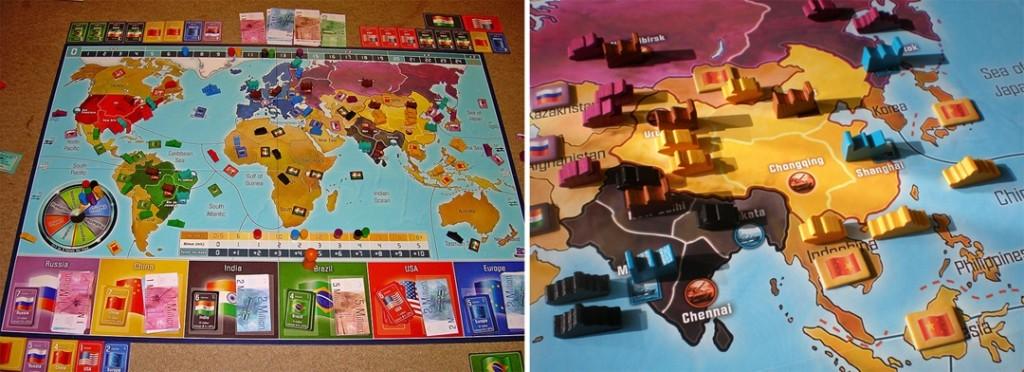 Настольная игра Imperial 2030