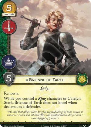 03 Brienne of Tarth