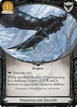 06 Dragonglass Dagger