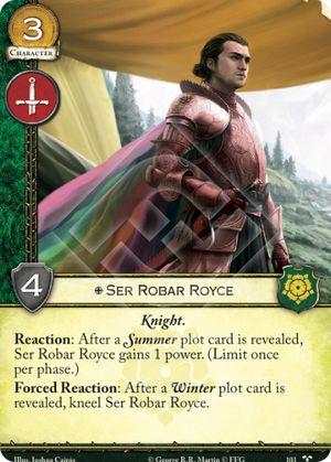 03 Ser Robar Royce