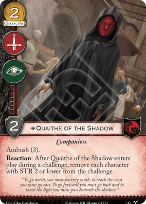 13 Quaithe of the Shadow