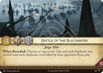 20 Battle of the Blackwater