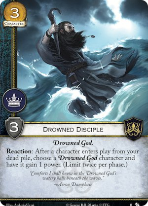 11 Drowned Disciple