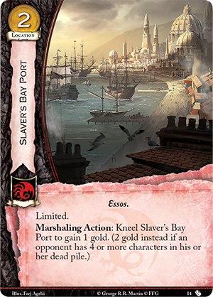 14 Slaver's Bay Port