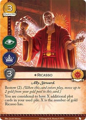 15 Ricasso