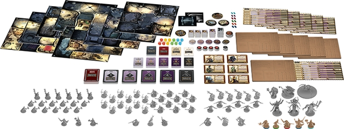 Massive Darkness components