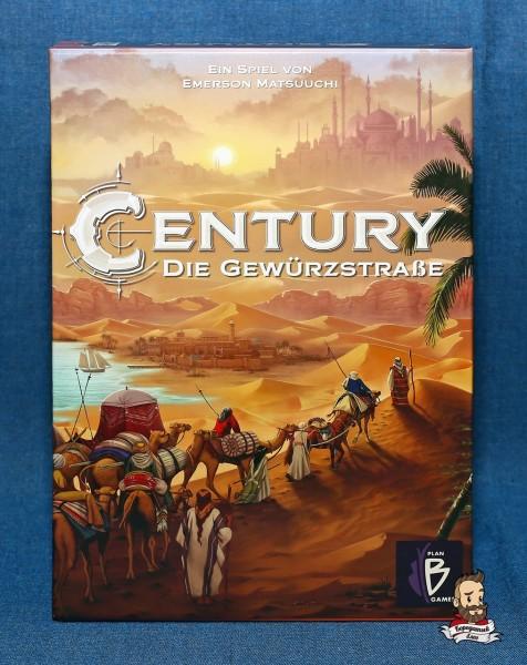 Century. Пряности (Century: Spice Road)