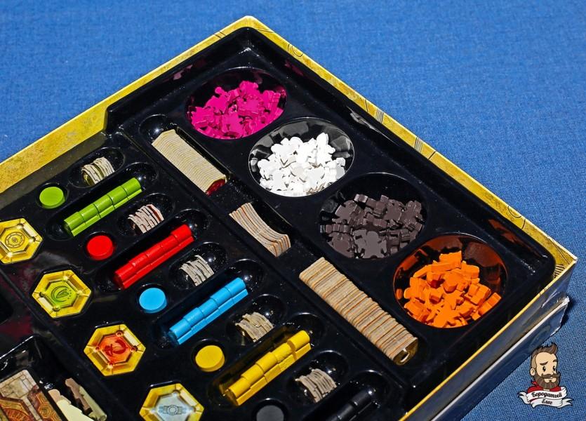 Meeplewood: миплы и фишки для настольных игр
