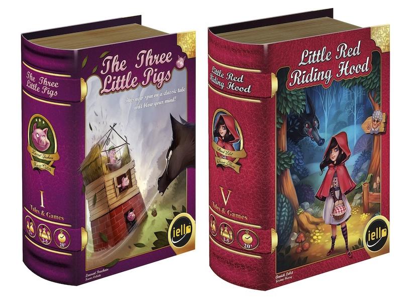 IELLO Tales Games