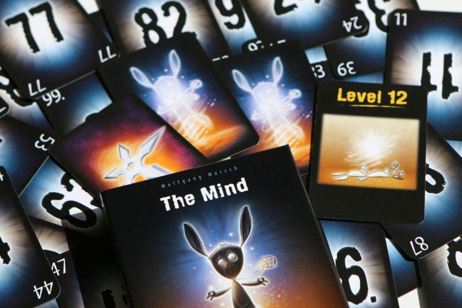 Отличная кооперативная игра - The Mind