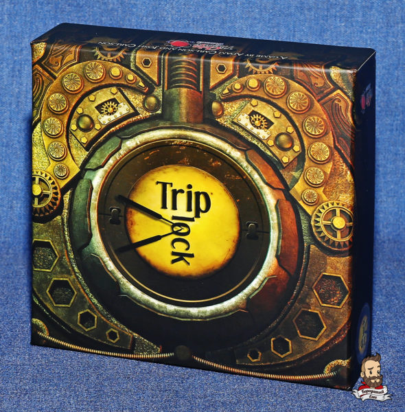 Коробка с игрой Triplock